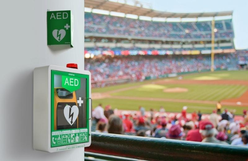 Defibrillators in GAA Clubs