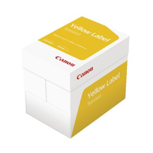 Canon Yellow Label A4 Paper