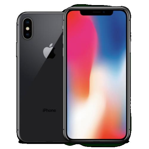 iPhone X 64GB - 12 MONTH WARRANTY