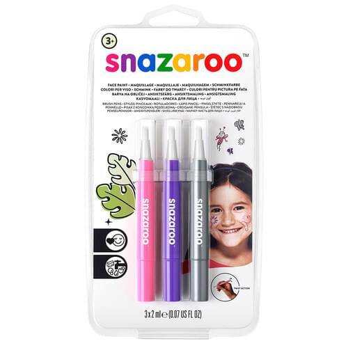 Snazaroo Brush Pen Fantasy Set