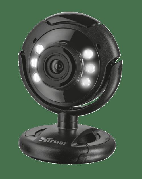 SpotLight Pro Webcam with LED lights