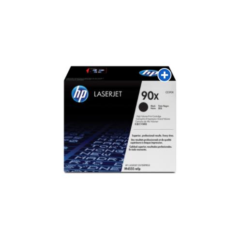 HP 90X BLACK H/Y LASERJET TONER CE390X