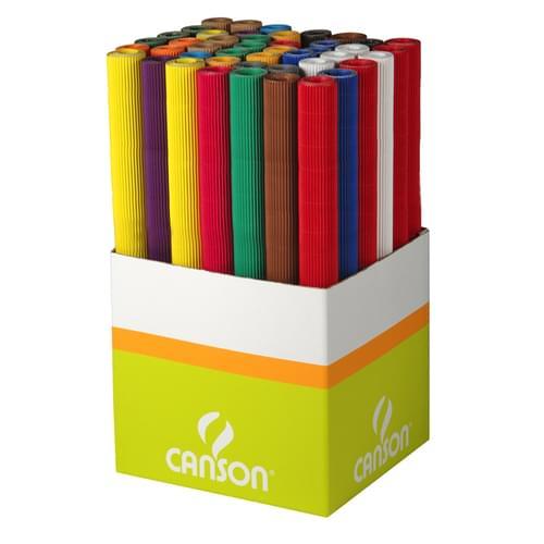Canson - Corrugated Paper - 45 Assorted CDU