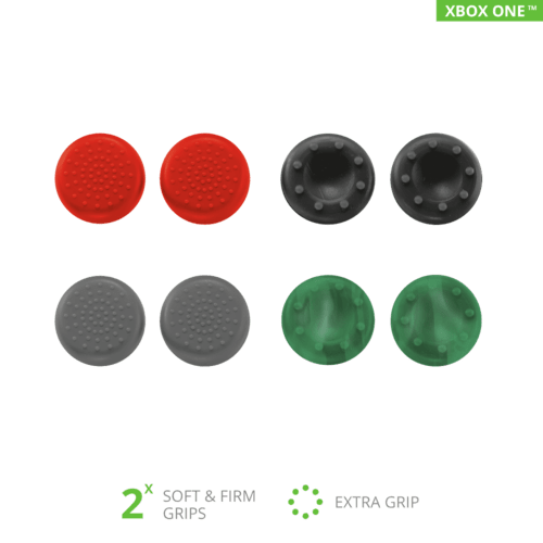 GXT 264 Thumb Grips 8-pack for Xbox One conTollers