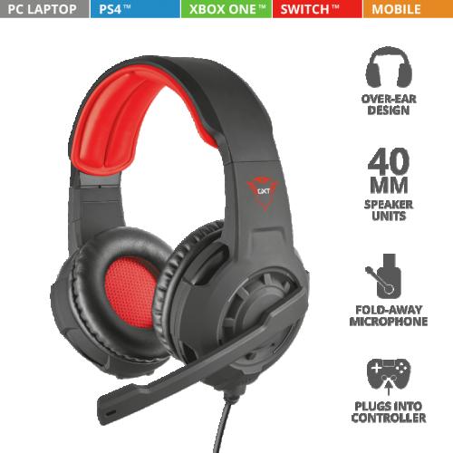 Tust GXT 310 Radius Headset