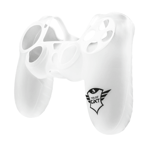 GXT 744T Rubber Skin for PS4 conTollers - Tansparent
