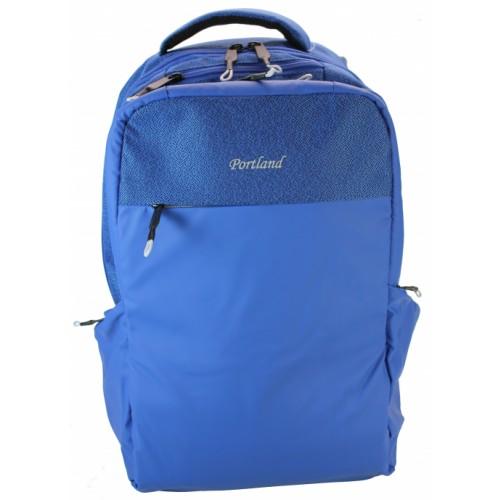 Portland Backpack Denim Blue