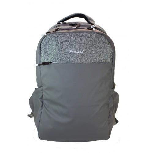 Portland Backpack Grey