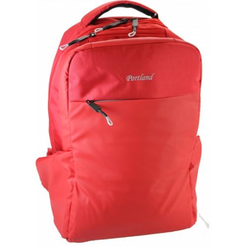 Portland Backpack Red