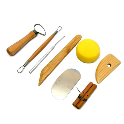Create - Pottery Tools 8 Pack