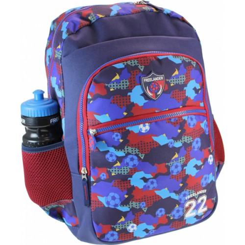 Freelander Blue Backpack