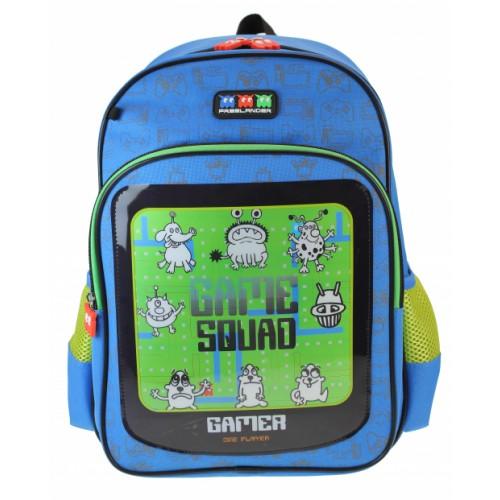 Portland Gamer Blue Backpack