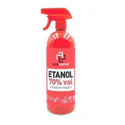 Ethanol Sanitiser Spray - 1 Litre
