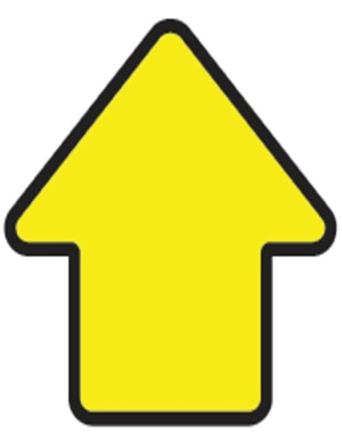 Directional Arrow - Floor Sticker