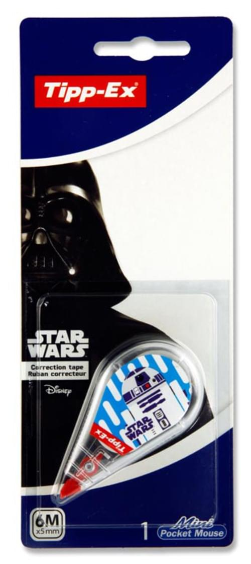 Tippex Star Wars Mini Pocket Mouse Correction Tape
