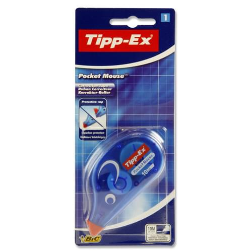 Tippex Pocket Mouse Carded