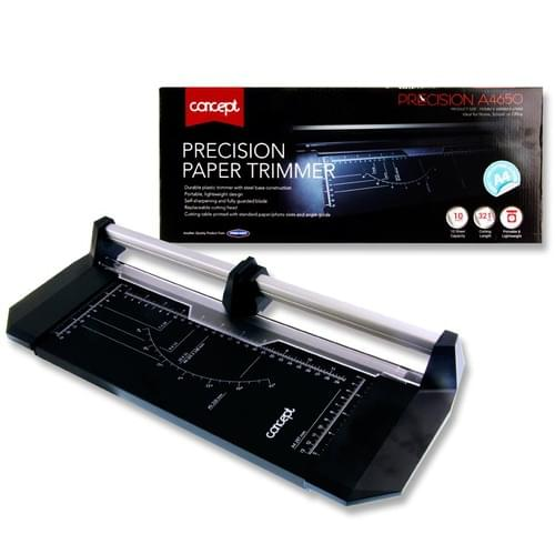 Concept A4 Precision Rotary Paper Trimmer