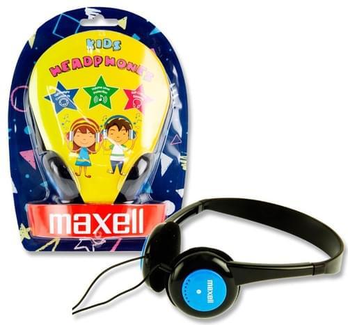 Maxell Kids Headphones - Blue