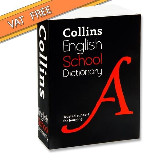 Collins School Dictionary - English