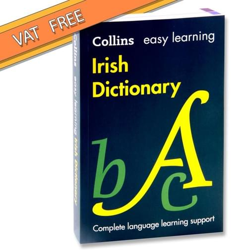 Collins Easy Learning Irish School Dictionary