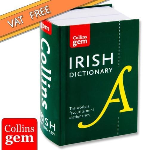 Collins Gem Dictionary - Irish