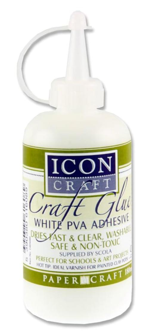 Icon Craft Pva Craft Glue - 180Ml