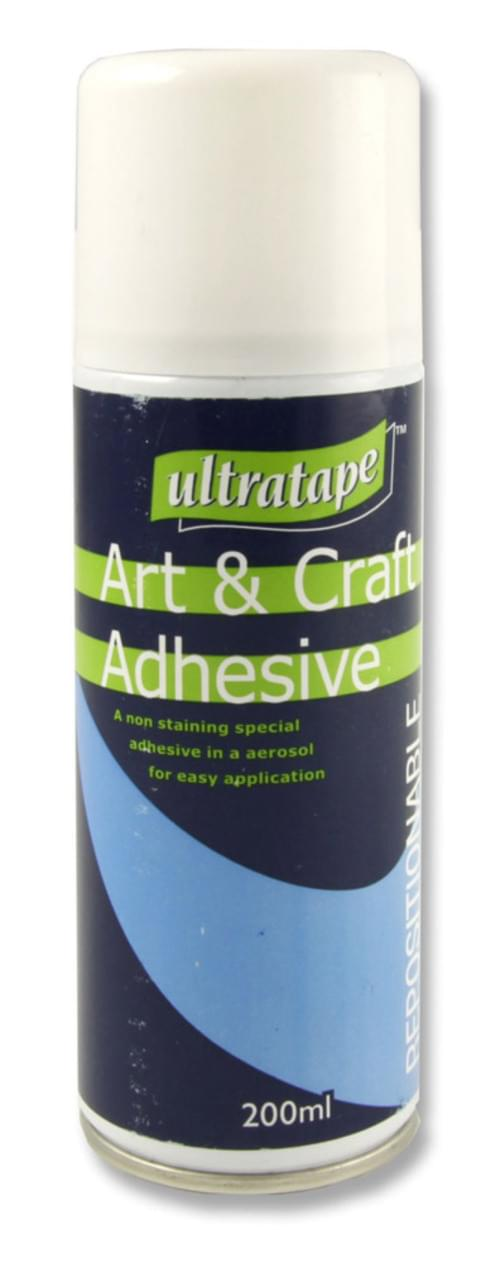 Ultra Art 200Ml Spray Adhesive