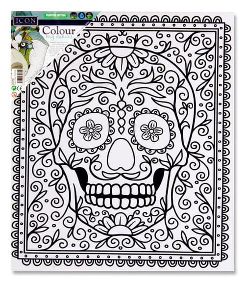 Icon 300X250Mm Colour My Canvas - Dotd