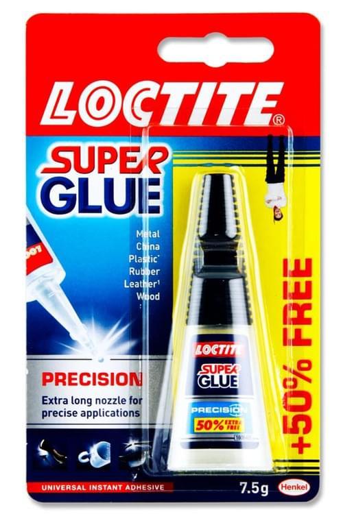 Loctite 5G Precision Superglue + 50% Extra Free