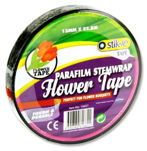 Stik-Ie Parafilm Stemwrap 13Mm X 22.8M - Flower Tape