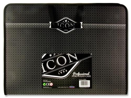 Icon A3+ Zipper Professional Portfolio Case