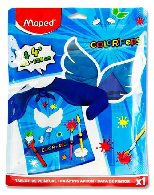 Maped Color'Peps Painting Apron 4-8 Yrs
