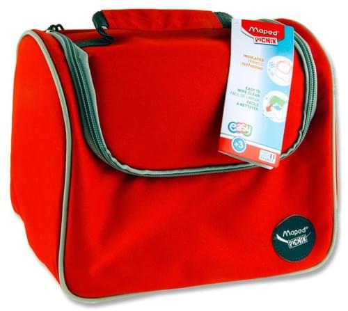 Picnik Origins Lunch Bag - Red