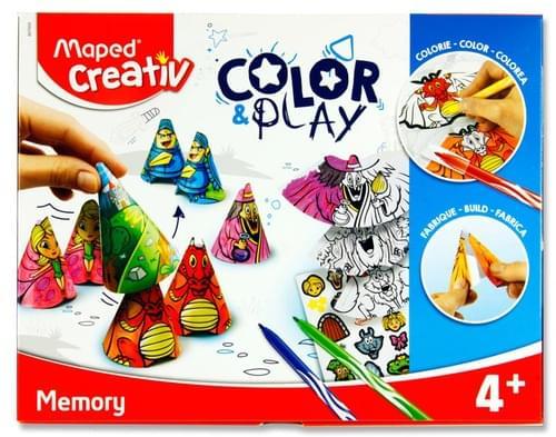 Maped Creativ Color & Play - Memory