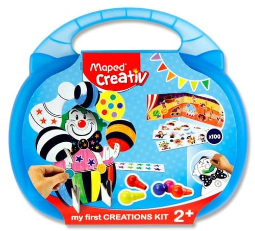 Maped Creativ Early Age - My First Creations Kit