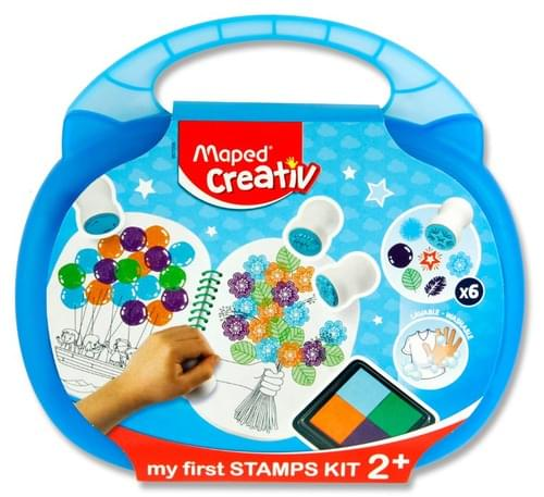 Maped Creativ Early Age - My First Stamps Kit