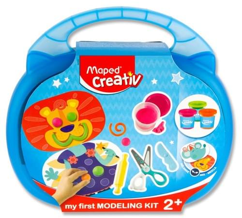 Maped Creativ Early Age - My First Modellng Dough Kit