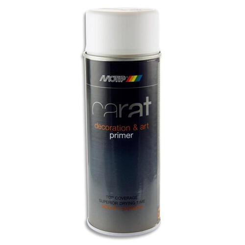 Carat 400Ml Can Art Spray Primer - Clear