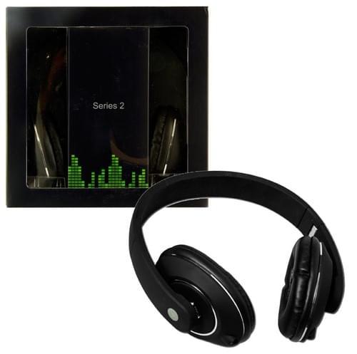 Output Headphone Series 2 - Black