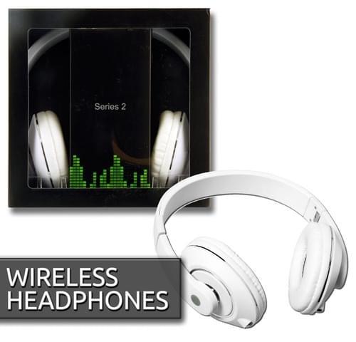Output Wireless Headphones Series 2 - White