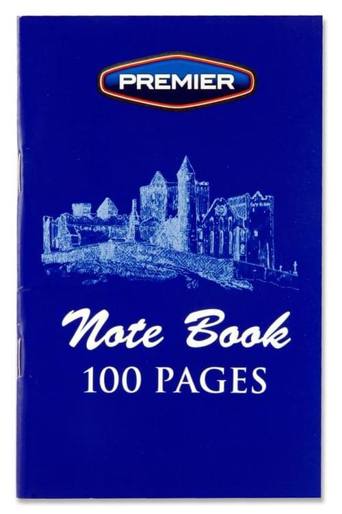 Premier 100Pg Notebook
