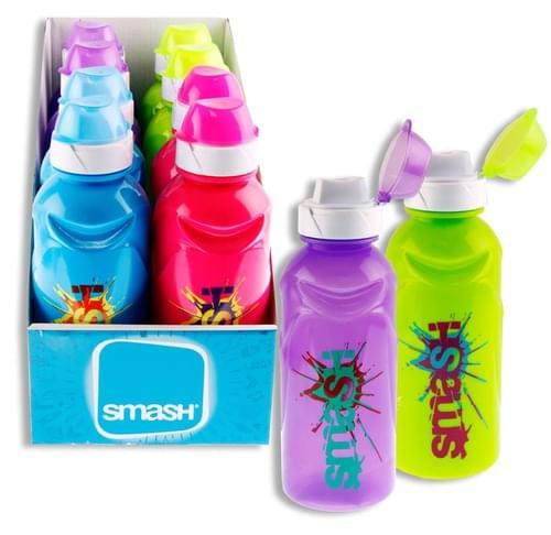 Smash 350Ml Junior Hygenic Stealth Bottle 4 Asst.