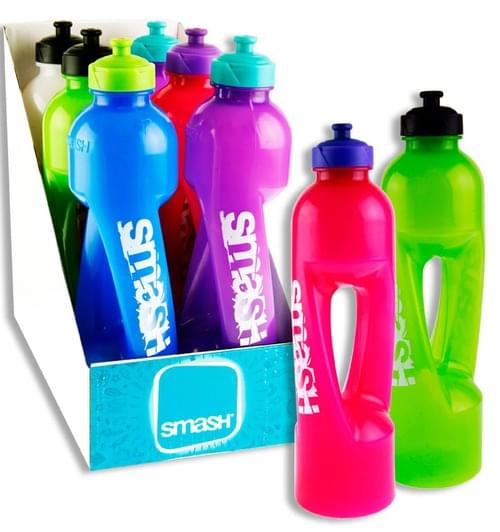 Smash 500Ml Twister Bottle 5 Asst