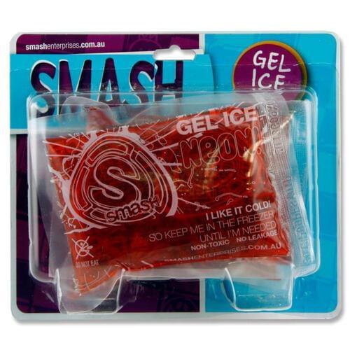 Smash Card 3 Neon Gel Ice Packs