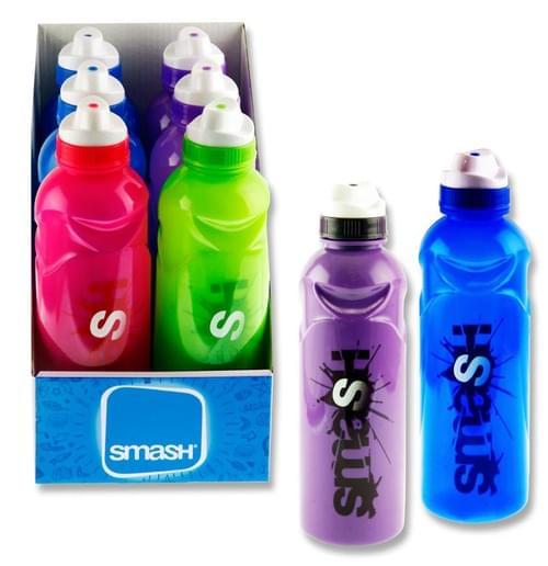 Smash 500Ml Stealth Bottle 4 Asst.
