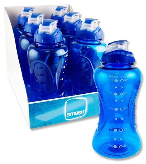 Smash 1Ltr Shaker Bottle