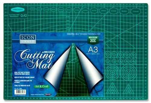 Icon Craft A3 Non-Scratch Cutting Mat