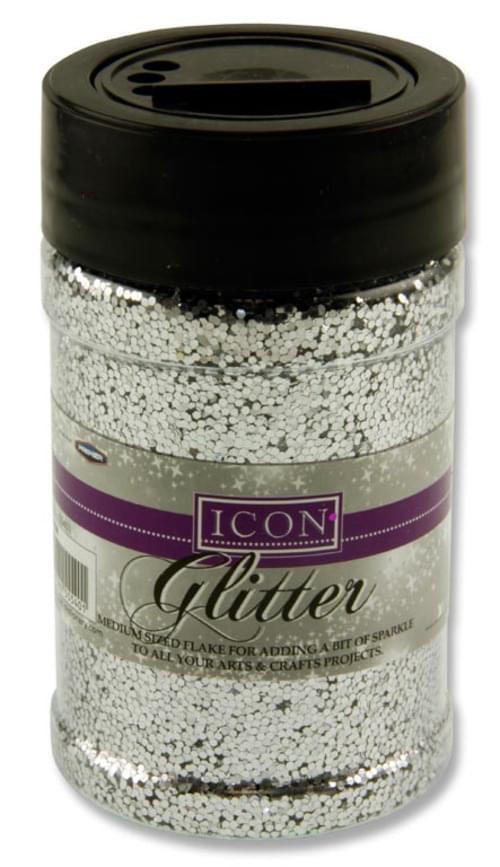 Icon 110G Glitter - Silver