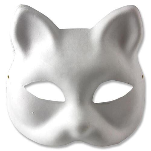 Pack of 10 Masks - Cat