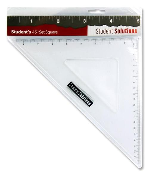 Student Solutions 32Cm 45Set Square